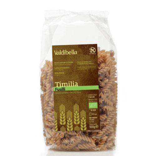 Fusilli di Timilia  Az. Agricola Biologica Adamo - Valdibella