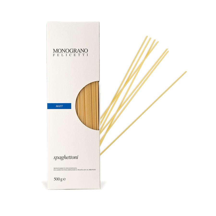 Spaghettoni Monograno Biologico - Pastificio Felicetti