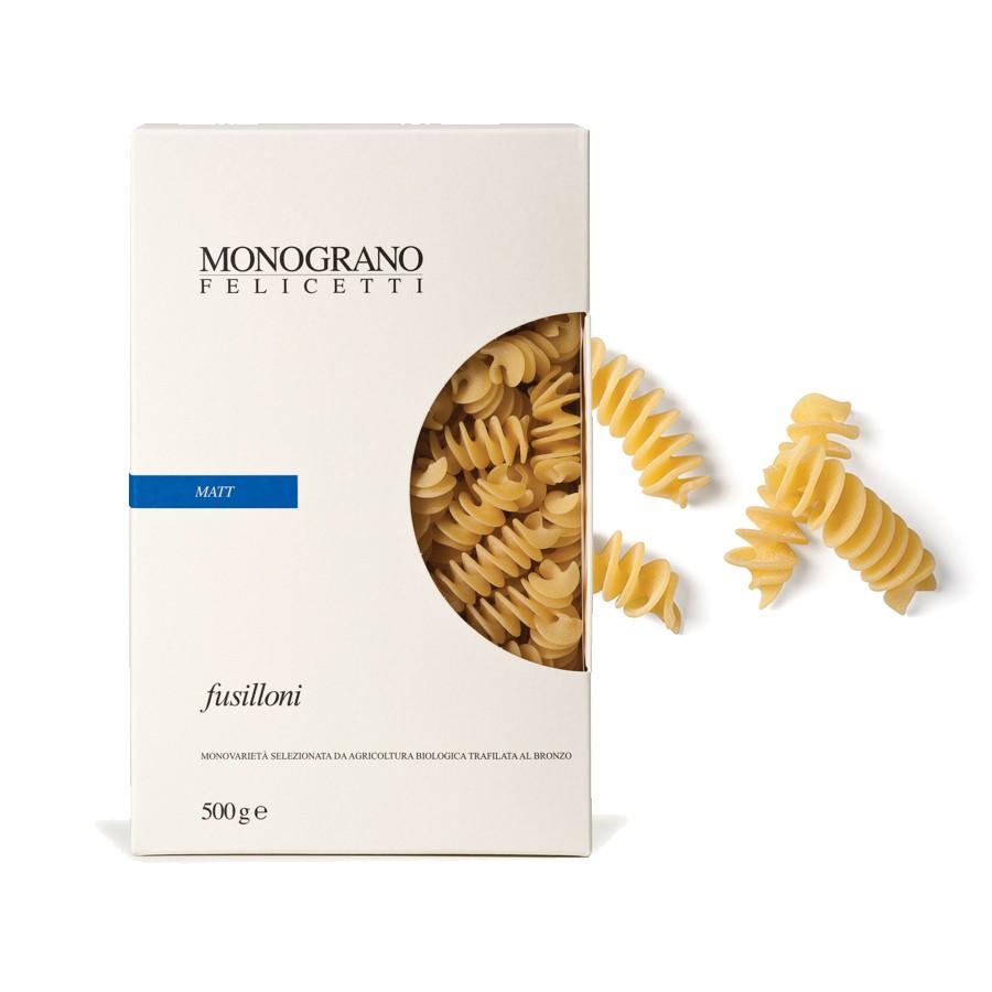 Fusilloni Monograno Biologico - Pastificio Felicetti