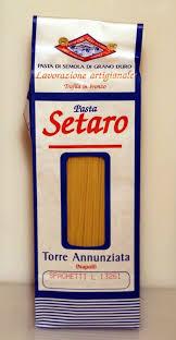 Spaghetti Pastificio  Setaro