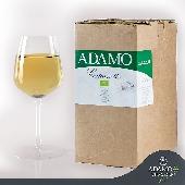 Bag da 5 e 10 Lt.  'Bianco Biologico ' Terre Siciliane IGP  - 2015- Adamo