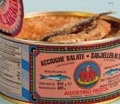Acciughe Salate - Agostino Recca