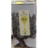 Olio Extravergine di Oliva Bio - Adamo