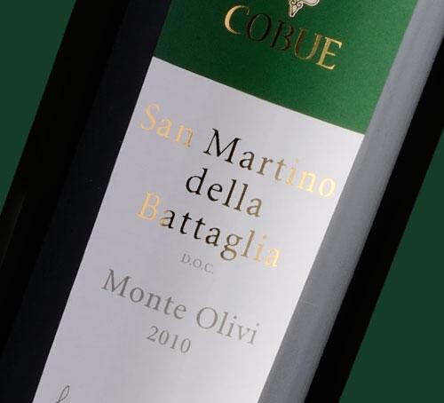 S. Martino d. B. d.o.c. Vigneto Monte olivi 2017- Cobue