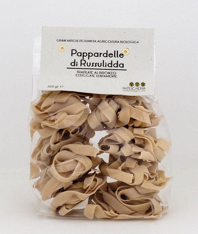 Pappardelle di Russulidda - Fastuchera Azienda Agricola