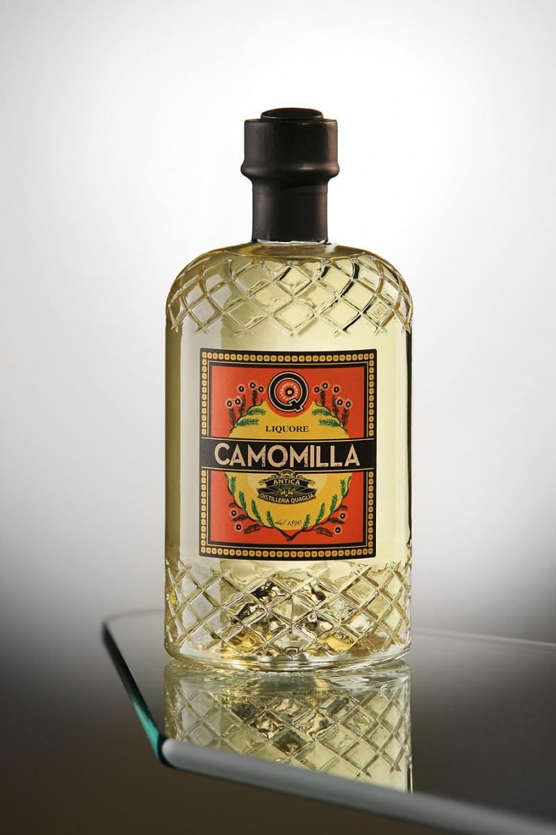 Liquore CAMOMILLA - Antica Distilleria Quaglia