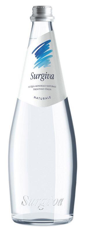 Acqua Minerale Naturale Surgiva - Naturale