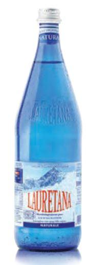 Acqua Lauretana Minerale Naturale - Naturale