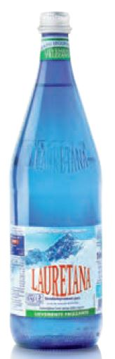 Acqua Lauretana Minerale Naturale - Lievemente Frizzante