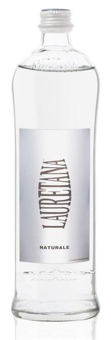 Acqua Lauretana Minerale Naturale Pininfarina - Naturale