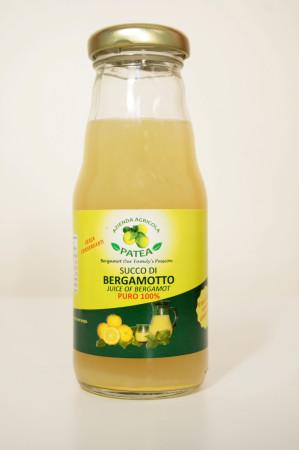 Succo di Bergamotto Puro al 100% -  Azienda Agricola Patea
