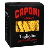 Tagliolini all'uovo Caponi
