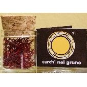 Zafferano in Pistilli purissimo 0,3 g. - Cerchi di Grano