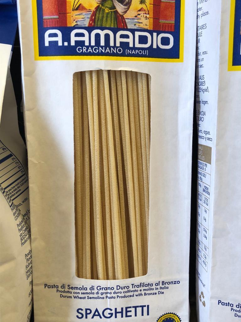 Spaghetti di Gragnano - Molino e Pastificio A. Amadio