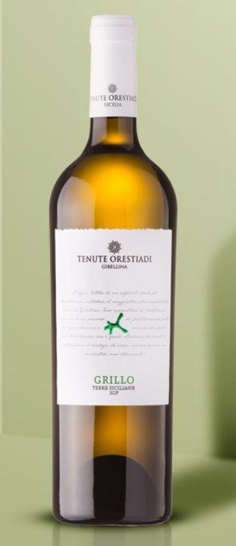 GRILLO TENUTE ORESTIADI TERRE SICILIANE I.G.P.