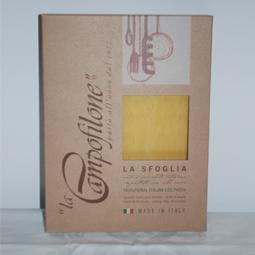 SFOGLIA PER LASAGNE - La  Campofilone