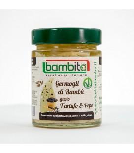 Germogli di Bamb� Tartufo e Pepe - Bambita