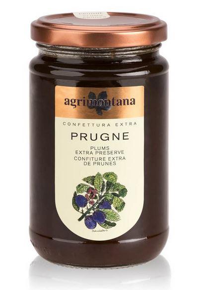Confettura extra di prugne - Agrimontana