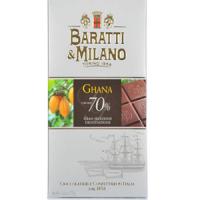 Cioccolato Extra Fondente 70% Ghana � Baratti & Milano