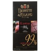 Cioccolato Extra Fondente 99% Ecuador - Baratti & Milano