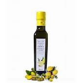 Condimento al Basilico a base di olio extravergine di oliva - Oleificio Costa