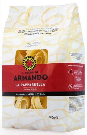 La Pappardella - Il Grano di Armando