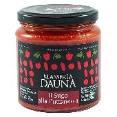 Sugo alla puttanesca Pugliese - Masseria Dauna